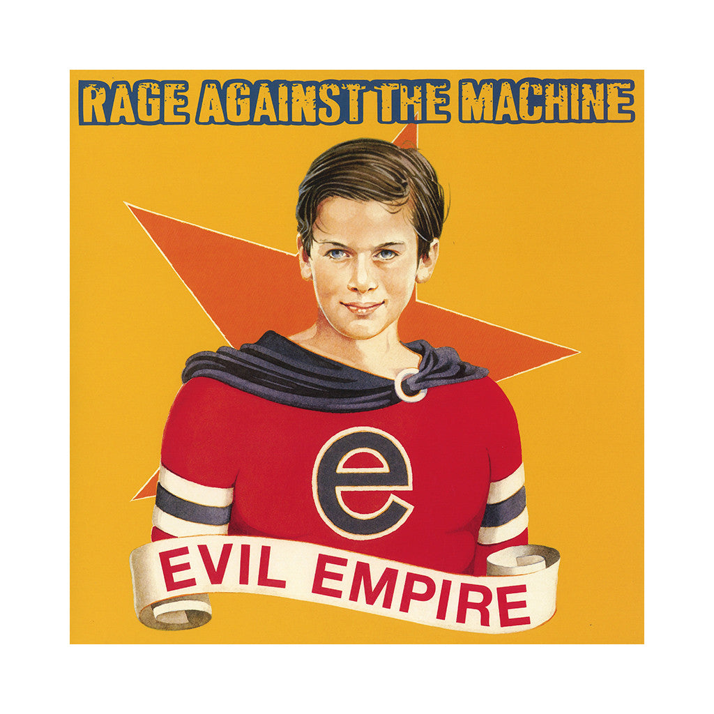 <!--120091103001577-->Rage Against The Machine - 'Evil Empire' [(Black) Vinyl LP]