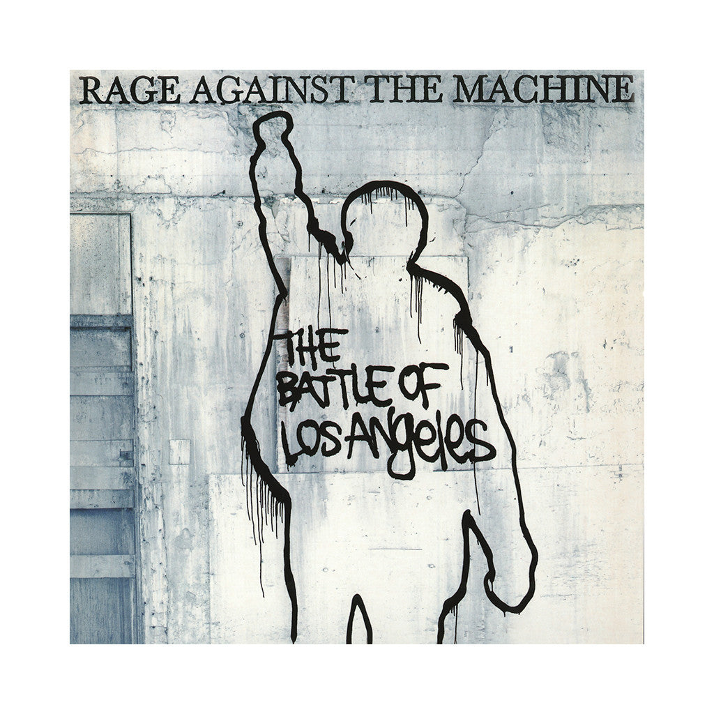 <!--120100223001576-->Rage Against The Machine - 'The Battle Of Los Angeles' [(Black) Vinyl LP]