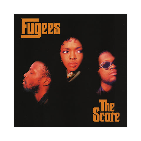 Fugees - 'The Score (Import)' [(Black) Vinyl [2LP]]