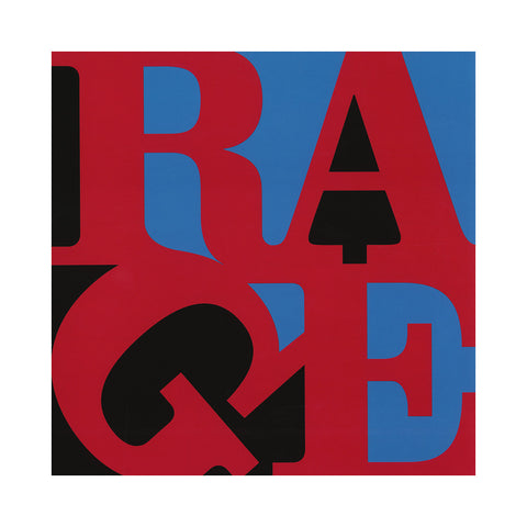 "[""Rage Against The Machine - 'Renegades' [(Black) Vinyl LP]""]"