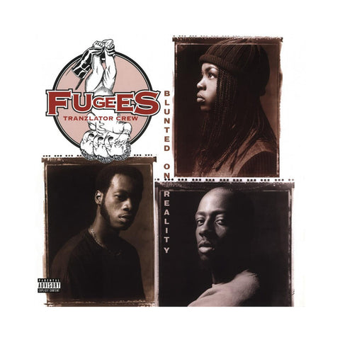 "[""Fugees - 'Blunted On Reality' [(Black) Vinyl LP]""]"
