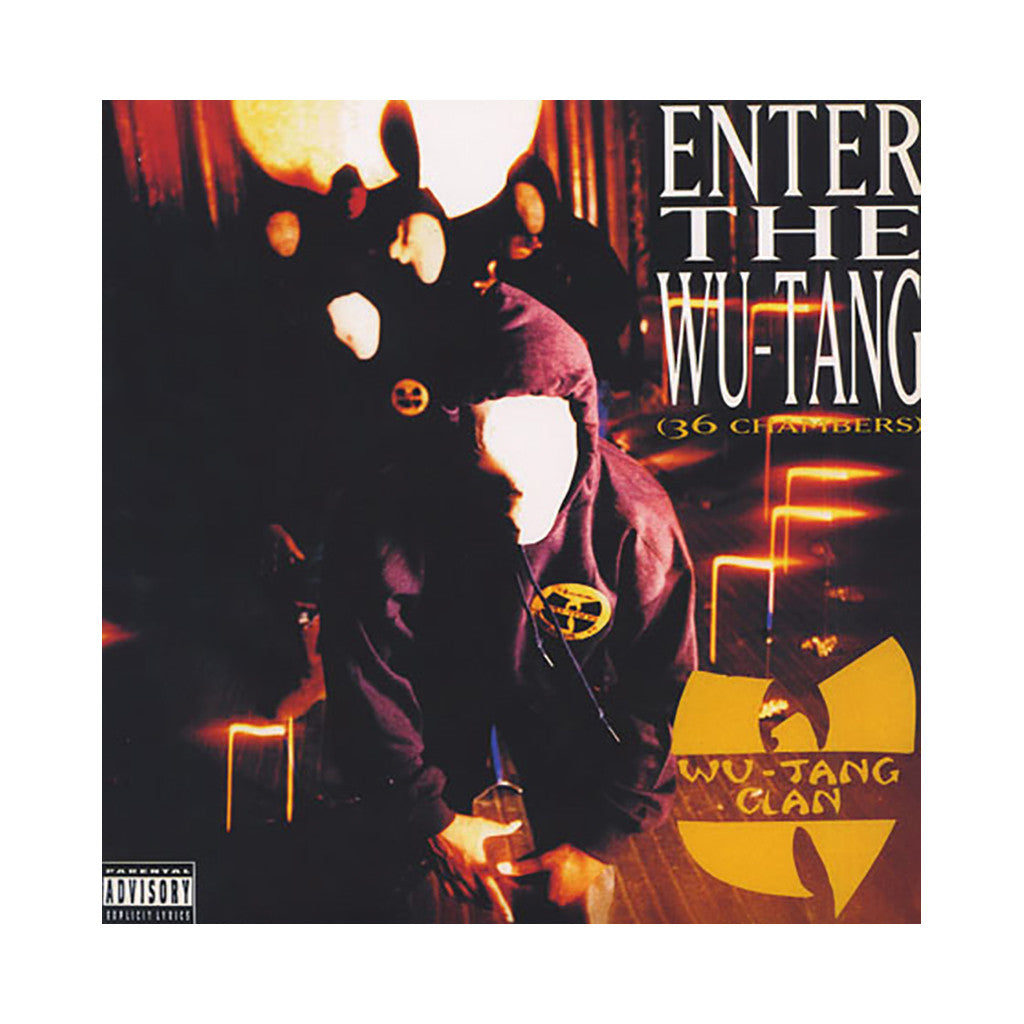 Wu-Tang Clan - 'Enter The Wu-Tang (36 Chambers) (180g Import)' [(Black) Vinyl LP]