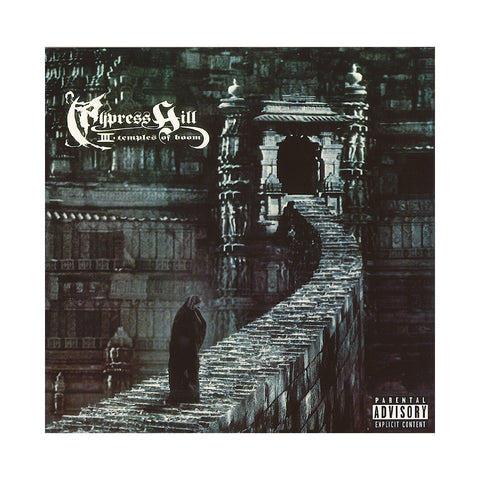 "[""Cypress Hill - 'Cypress Hill III: Temples Of Boom' [(Black) Vinyl [2LP]]""]"