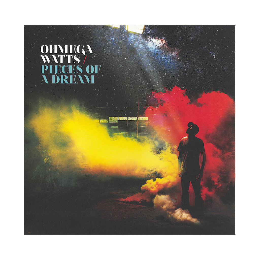 <!--020131029060200-->Ohmega Watts - 'Pieces Of A Dream' [(Clear) Vinyl LP]