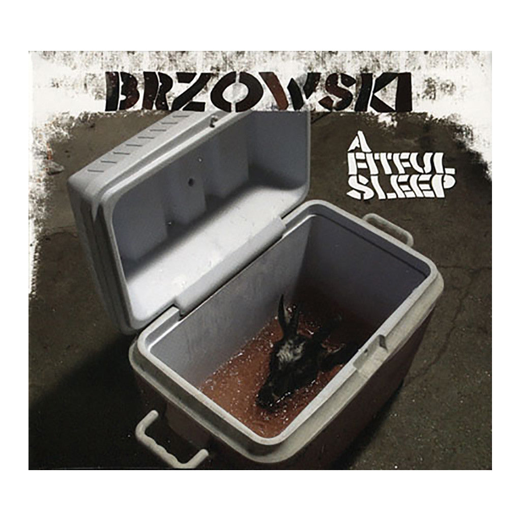 <!--020110809034086-->Brzowski - 'A Fitful Sleep' [CD]
