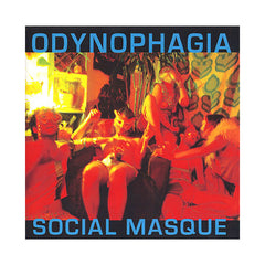Odynophagia - 'Social Masque' [CD]