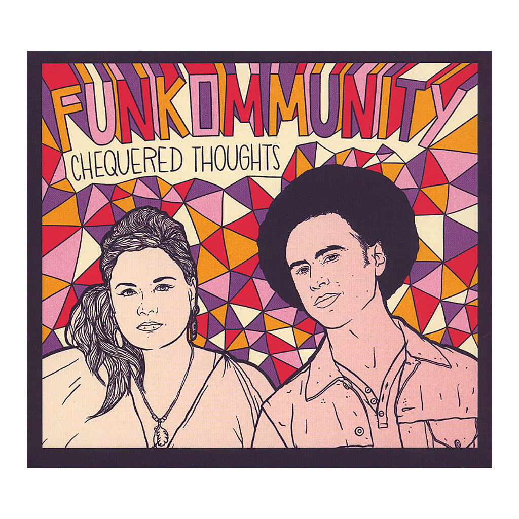 <!--120120911046719-->Funkommunity - 'Chequered Thoughts' [CD]