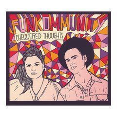 Funkommunity - 'Chequered Thoughts' [CD]