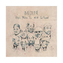 <!--020130416054301-->Medline - 'People Make The World Go Round' [(Black) Vinyl LP]