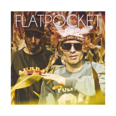 <!--2012122559-->Flatpocket - 'Geldpfundphantasyen' [(Black) Vinyl LP]