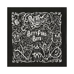 Betty Ford Boys - 'Retox (Re-Issue)' [(Black) Vinyl LP]
