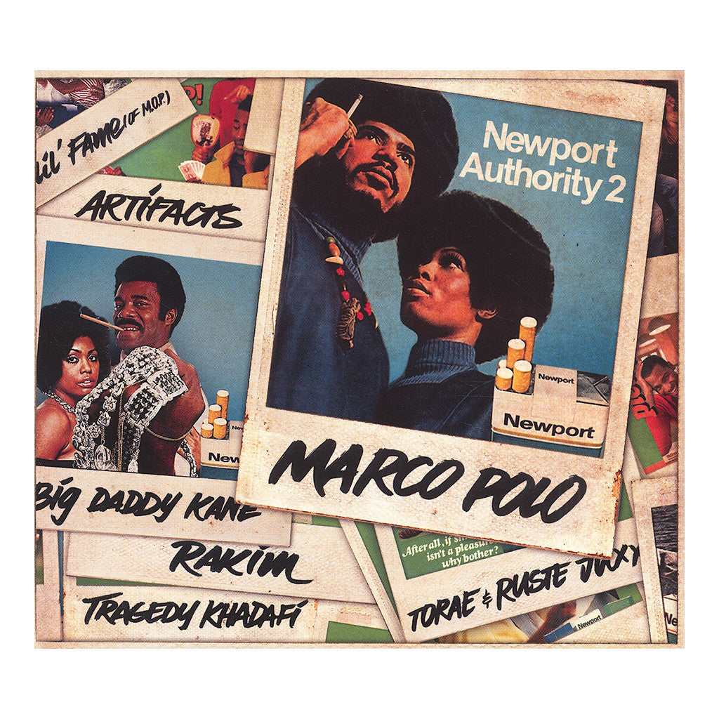 <!--020130625056354-->Marco Polo - 'Newport Authority 2' [CD]