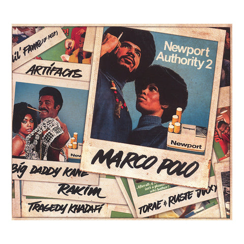 "[""Marco Polo - 'Newport Authority 2' [CD]""]"