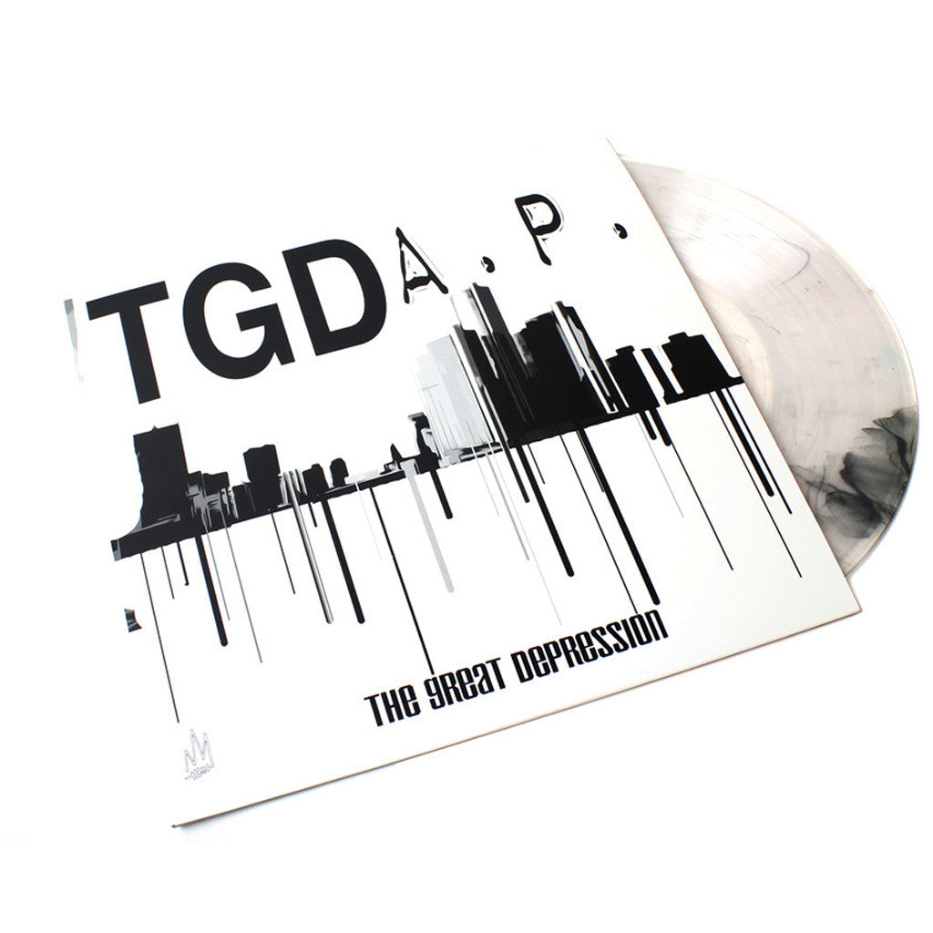 Mr. Porter - 'TGD A.P. (The Great Depression)' [(Clear) Vinyl LP]