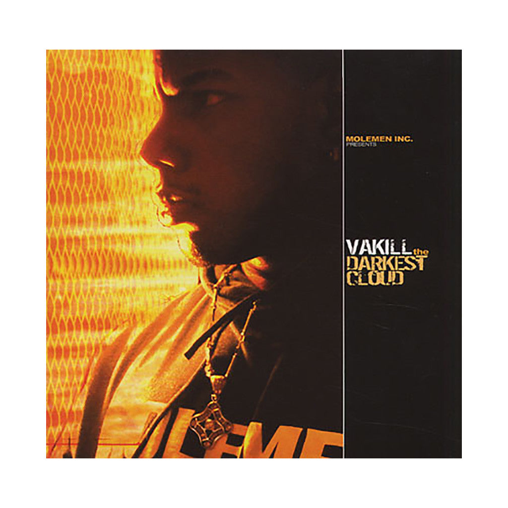 <!--020030506011430-->Vakill - 'The Darkest Cloud' [(Black) Vinyl [2LP]]