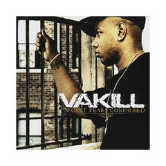 <!--020060131006487-->Vakill - 'Worst Fears Confirmed' [CD]
