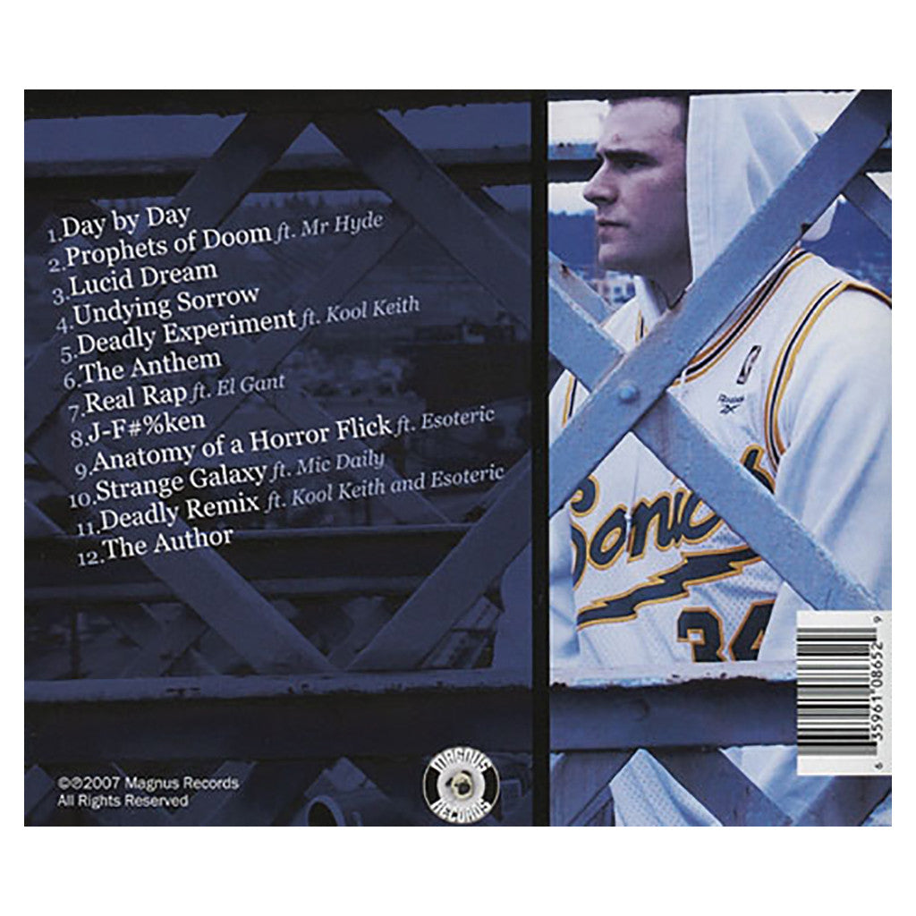 Big John - 'The Author' [CD]