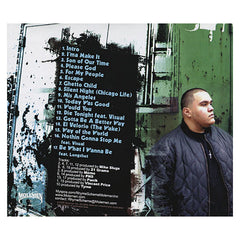 <!--020060801007906-->Rhyme Scheme - 'For My People' [CD]