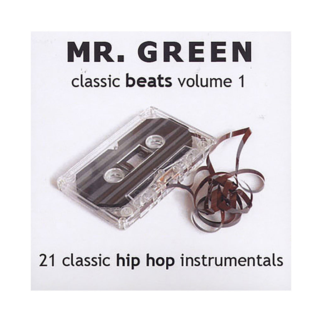 <!--020061031008612-->Mr. Green - 'Classic Beats Vol. 1' [CD]