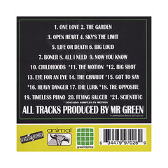 <!--2009040738-->Mr. Green - 'Classic Beats Vol. 2' [CD]