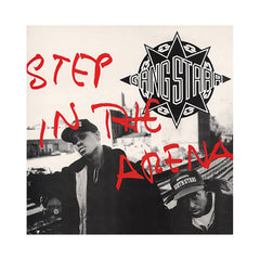 "<!--019910115019129-->Gang Starr - 'Step In The Arena/ Check The Technique (Remix)' [(Black) 12"" Vinyl Single]"