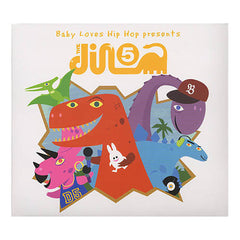 <!--020080401013268-->Baby Loves Music - 'Baby Loves Hip Hop: The Dino 5' [CD]