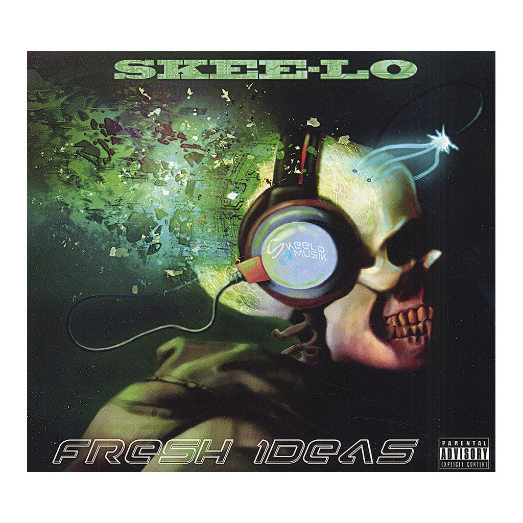 <!--120130709057194-->Skee-Lo - 'Fresh Ideas' [CD]