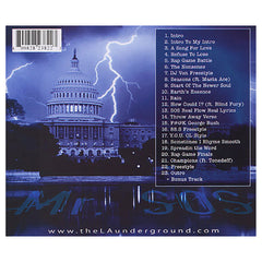 Mr. SOS - 'Mr. SOS For President Vol. 1' [CD]