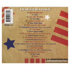 <!--020050628005363-->Mr. SOS - 'Mr. SOS For President Vol. 2: Inauguration' [CD]