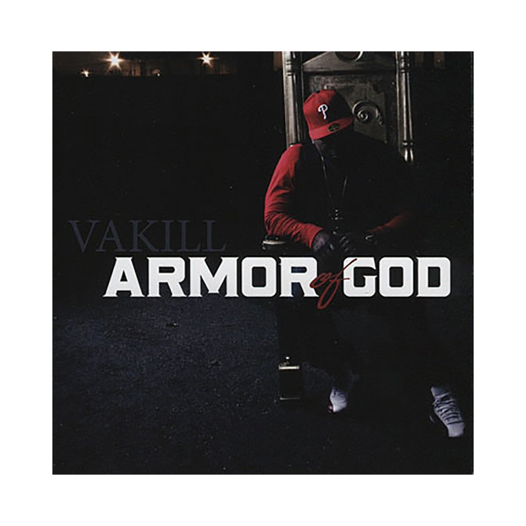 <!--020110705028997-->Vakill - 'Armor Of God' [CD]