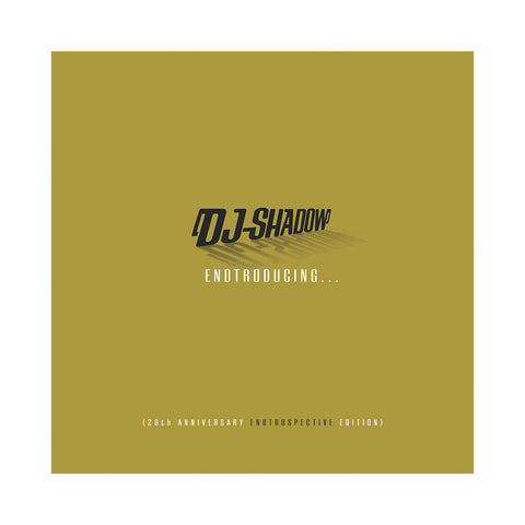 DJ Shadow - 'Endtroducing... (20th Anniversary Edition)' [(Black) Vinyl [6LP]]