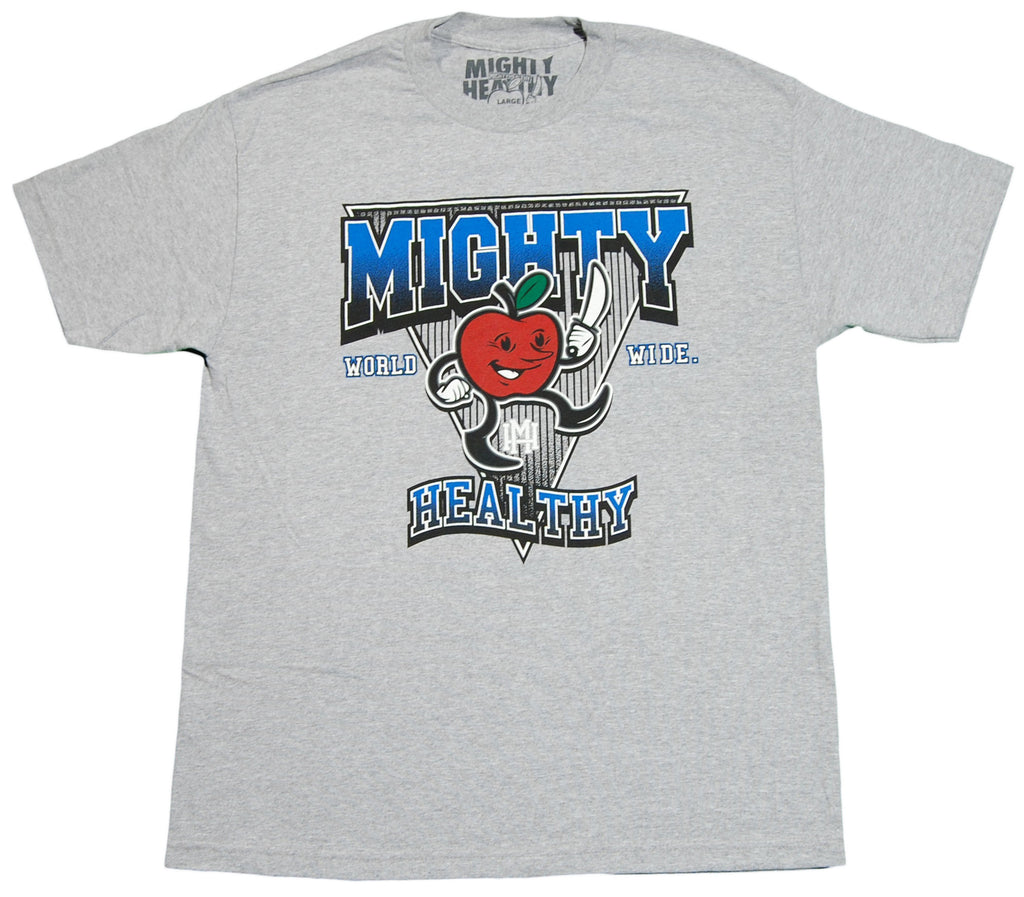 <!--2012061937-->Mighty Healthy - 'Squad' [(Gray) T-Shirt]