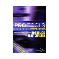 <!--020060101009307-->Pro Tools - 'Pro Tools: Behind The Controls' [DVD]