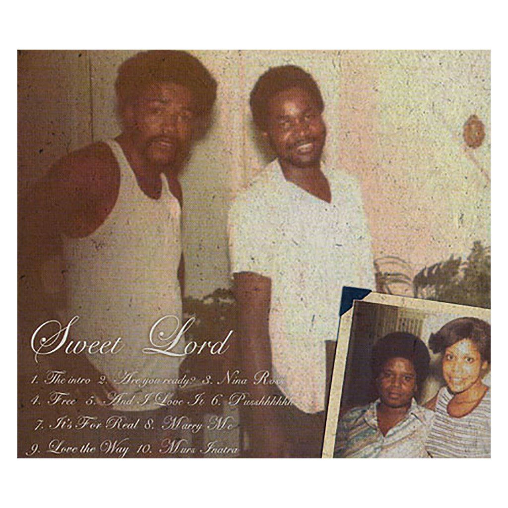 Murs & 9th Wonder - 'Sweet Lord' [CD]