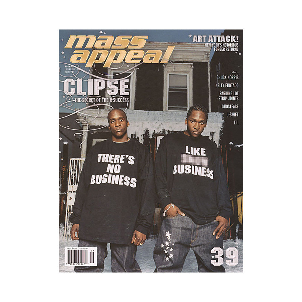 <!--020060606007782-->Mass Appeal - 'Issue 39' [Magazine]