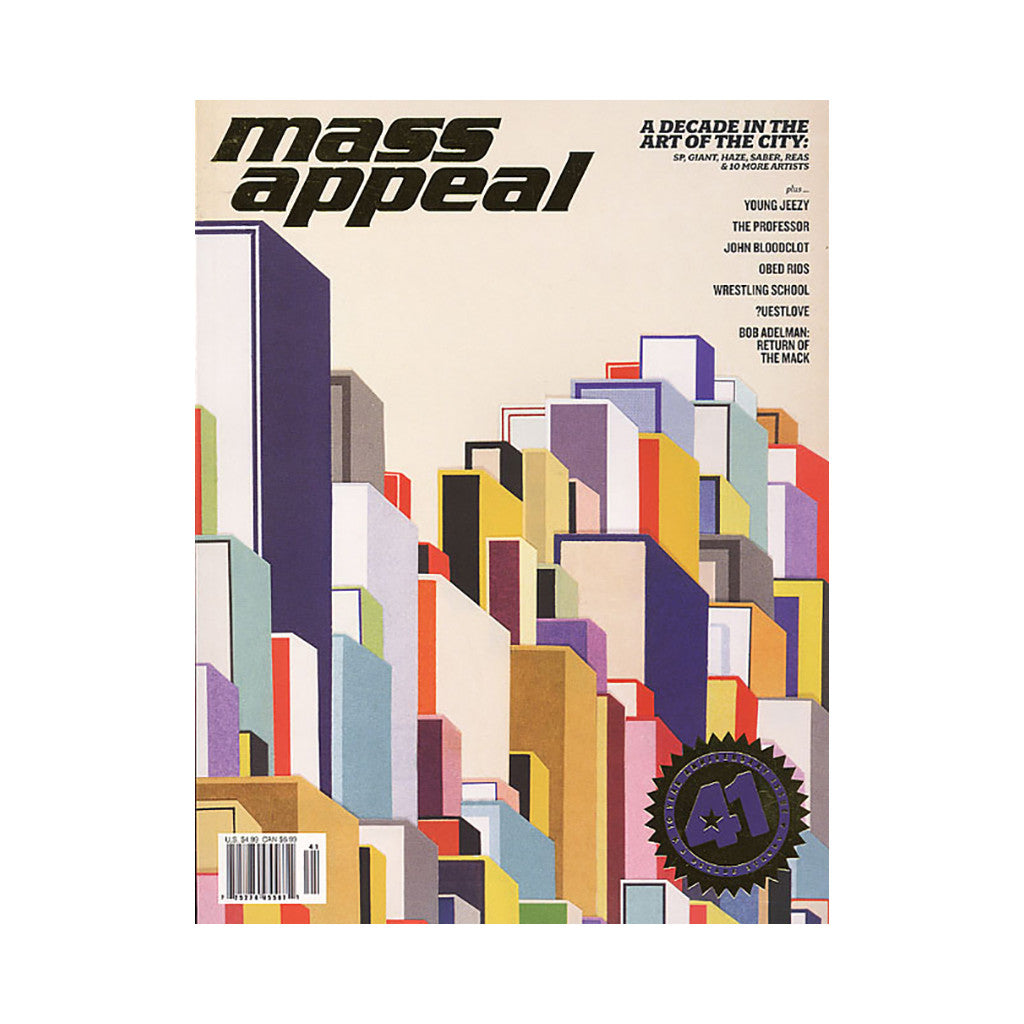 <!--020060912002262-->Mass Appeal - 'Issue 41 (10 Year Anniversary Issue)' [Magazine]