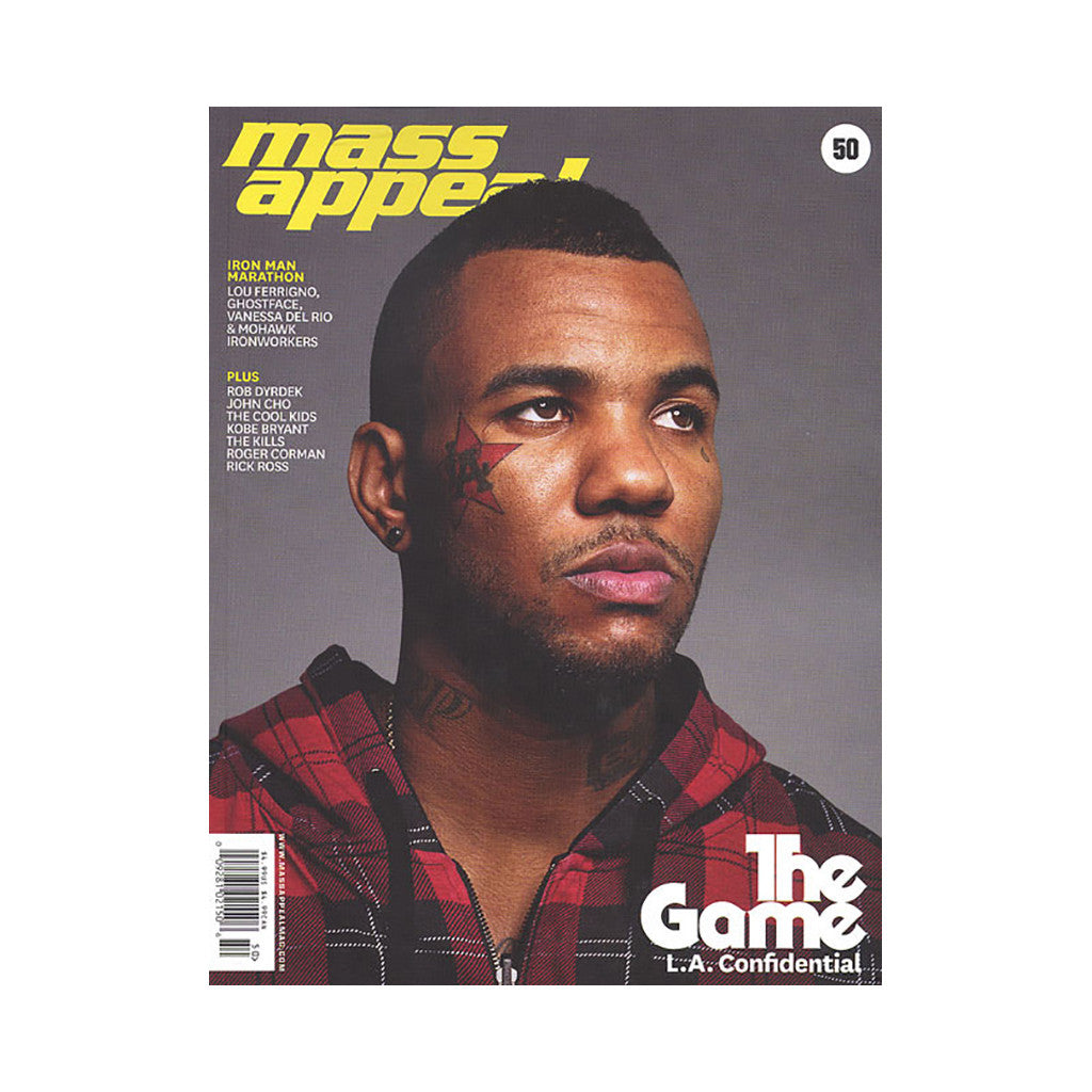 <!--020080429013665-->Mass Appeal - 'Issue 50' [Magazine]