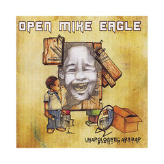 <!--020100511020547-->Open Mike Eagle - 'Unapologetic Art Rap' [CD]