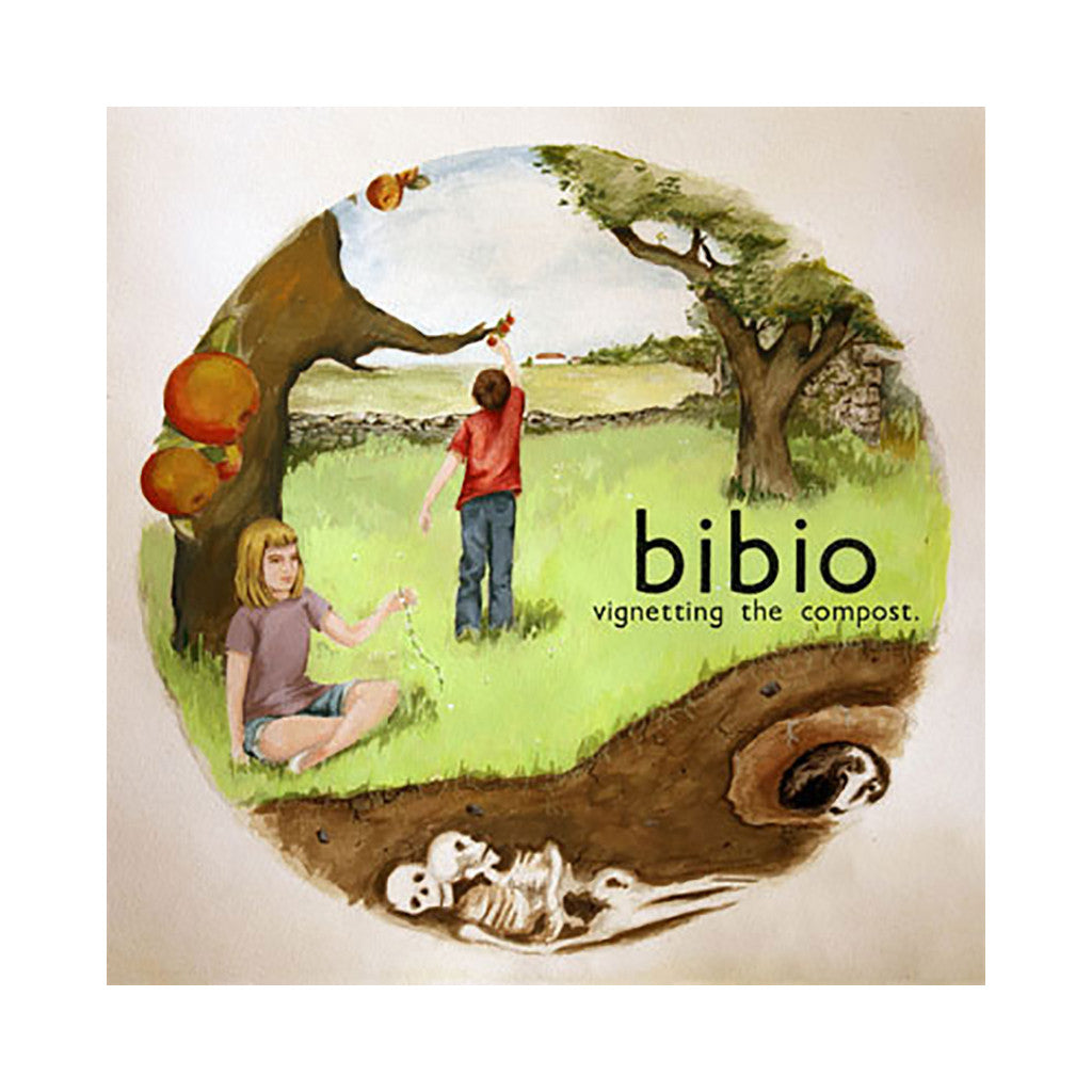 <!--2009020335-->Bibio - 'Vignetting The Compost' [CD]