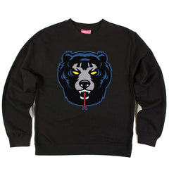 <!--2014091048-->Mishka NYC - 'Death Adder' [(Black) Crewneck Sweatshirt]