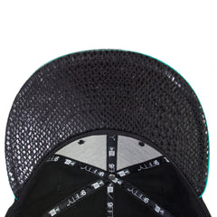 <!--020140910065829-->Mishka NYC - 'Death Adder' [(Black) Snap Back Hat]
