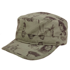 <!--020150325068966-->Mishka NYC x SSUR - 'Radicals' [(Dark Green) Military Hat]