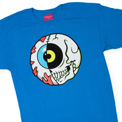 <!--020151103071281-->Mishka NYC - 'Cyco Split Keep Watch' [(Blue) T-Shirt]