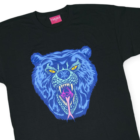 Mishka NYC - 'L'amour Death Adder' [(Black) T-Shirt]