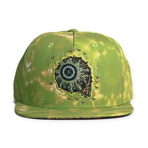 Mishka NYC - 'Tallboy Keep Watch' [(Light Green) Snap Back Hat]