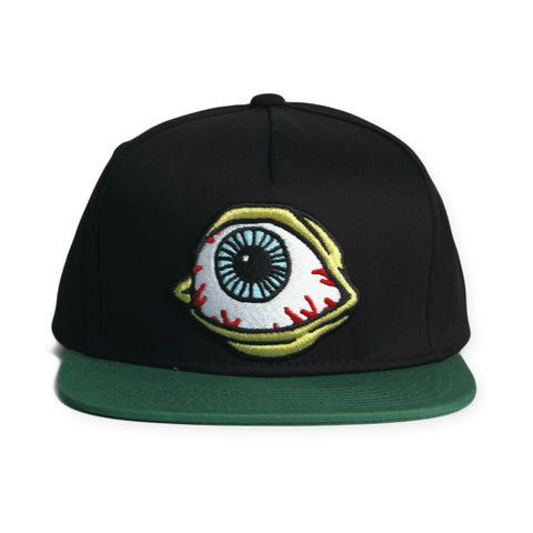 Mishka NYC - 'Sick Sad Keep Watch' [(Black) Snap Back Hat]