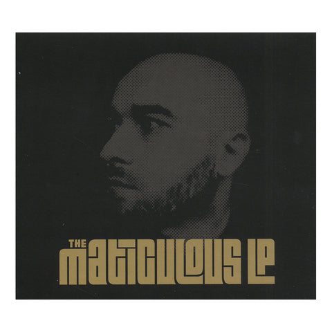 maticulous - 'The maticulous LP' [CD]