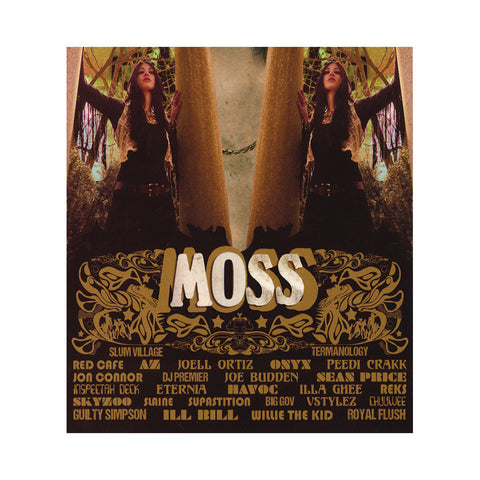 MoSS - 'Marching To The Sound Of My Own Drum (CLEARANCE PRICED!)' [CD]