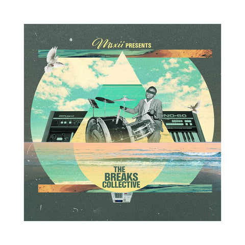 MSXII Sound Design - 'The Breaks Collective Vol. 1' [(Black) Vinyl LP]