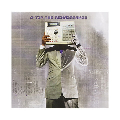 Q-Tip - 'The Renaissance' [CD]